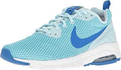 Nike WMNS Air Max Motion LW Se, Chaussures de Running Compétition Femme, Bleu (Gletscher Blau/Soar Blue-chlorblau), 36 EU