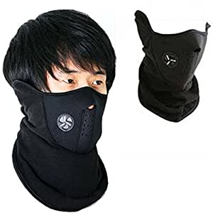 Prime Box Men's Fabric Face Mask for Dust Protection from Running Cycling Climbing
