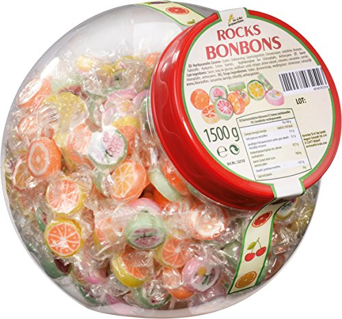 Tri D\'Aix Rocks Candies, 1er Pack (1 x 1.5 kg)