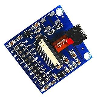 Sharplace Camera Shield OV2640 2MP Mini Module Image Sensor Part for Arduino UNO