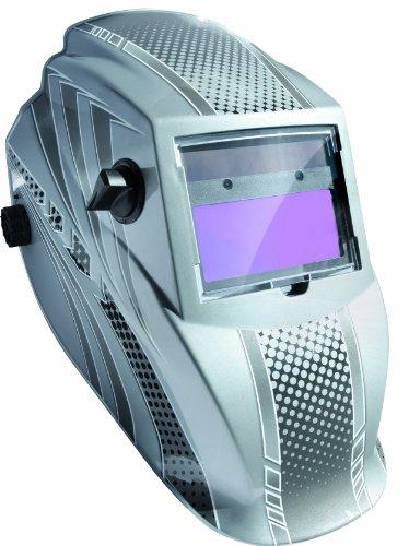 GYS Schweißhelm LCD Hermes 1 Stück, silber, 040908 Draper Lcd