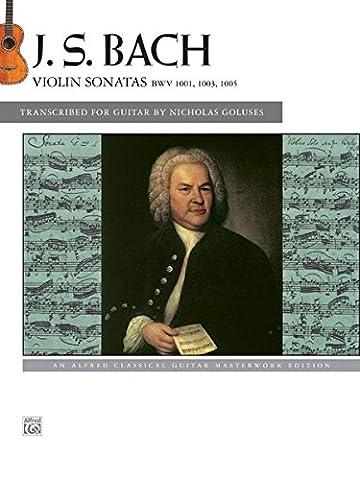 Violin Sonatas Transcribed for
