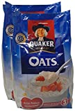 #9: Star Combo - Quaker Oats White, 1Kg (Pack of 2) Promo Pack