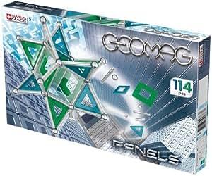 Geomag 6822 - Jeu de Construction - Kids Panels - 114 Pièces