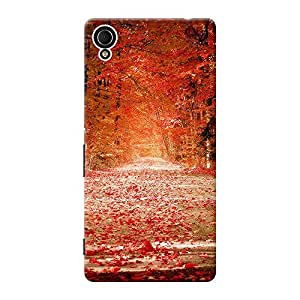 Mobile Back Cover For Sony Xperia M4 Aqua Dual (Printed Designer Case)