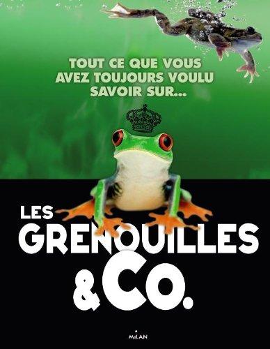 Tout ce que vouz devez savoir sur les grenouilles