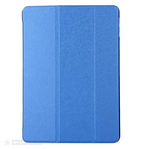 QIHANG Hülle für Apple iPad Pro 10,5 / iPad 9,7, Schutzhülle mit Ständer Funktion und Auto Schlaf/Wachen (iPad Pro 10,5, Dunkelblau)