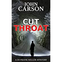 CUT THROAT (DI Frank Miller Series Book 10)