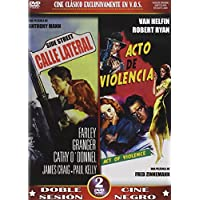 Side Street + Act of Violence (Akt der Gewalt) (EU Import) -
