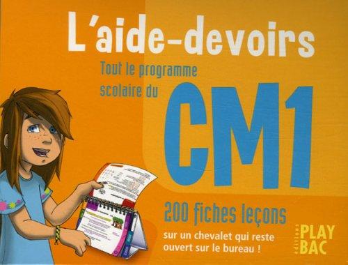 l-39-aide-devoirs-cm1-tout-le-programme-scolaire-200-fiches-leons