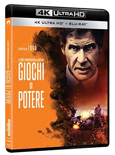 Giochi Di Potere (Blu-Ray 4K Ultra Hd+Blu-Ray) [Italia] [Blu-ray]