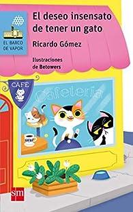 El deseo insensato de tener un gato par  Ricardo Gómez Gil