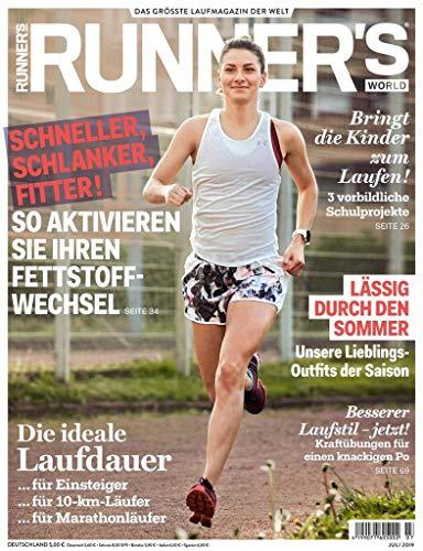 RUNNER'S WORLD (Motor-runner)