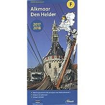 Waterkaart F Alkmaar Den Helder 1:50 000