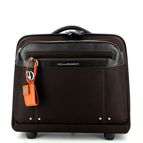 Piquadro Bagage cabine, Testa di Moro (Marron) - CA3408LK/TM