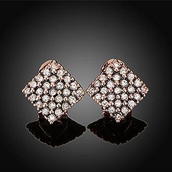 Amberma Fancy&stylish Earrings Design Stud,women's Jewellery, Gifts For Women Girls Friends 4
