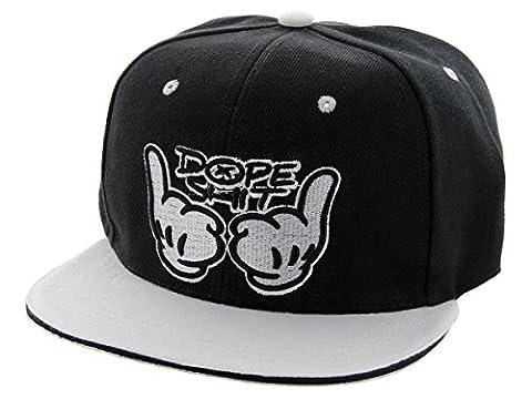 Casquette chapeau très à la mode apprécié des jeunes et