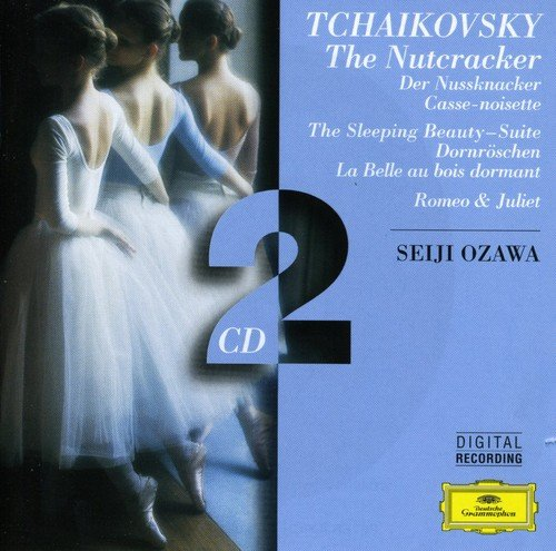 Tchaïkovski: the Nutcracker / the Sleeping Beauty / Romeo and Juliet
