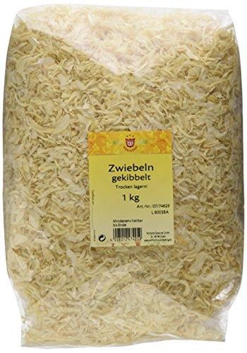 Wichartz Würzkönig Zwiebeln gekibbelt, 2er Pack (2 x 1 kg)