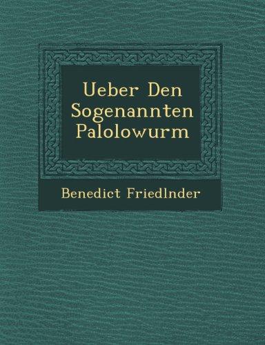 Ueber Den Sogenannten Palolowurm