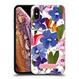 Official Turnowsky Floral Blooms Essence Of Blossom Hard Back Case for iPhone XS Max