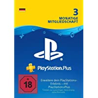 PlayStation Plus Mitgliedschaft | 3 Monate | deutsches Konto | PS5/PS4/PS3 Download Code
