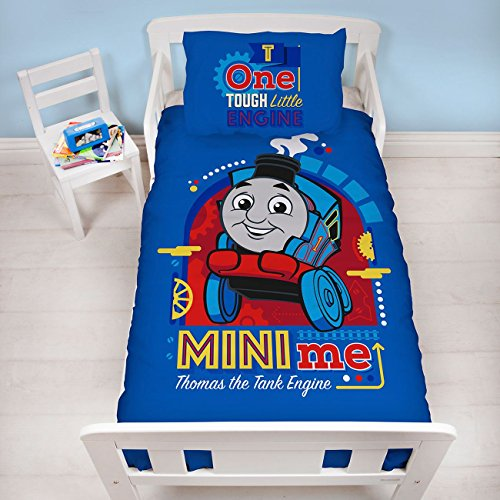 Thomas & Friends Minis Junior Kleinkind Bettbezug Set -