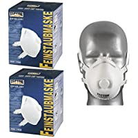 10-pc Máscara de polvo fino TECTOR 4236 FFP3 con Válvula Mascarilla EN149:2001 FF P3