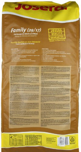 Josera 43301 Hundefutter Emotion Family 15 kg