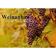 Weinanbau. Von der Traube zum Wein (Wandkalender 2018 DIN A3 quer): Schöne Impressionen vom interessanten Weinbau (Geburtstagskalender, 14 Seiten )