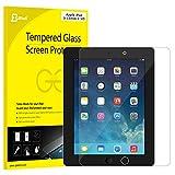 JETech iPad 2 / 3 / 4 Gehärtetem Glas Schutzfolie Panzerglas Premium Folien Schutzfolie Displayschutz Screen Protector für Apple iPad 2/3/4