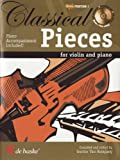 Classical Pieces for Violin and Piano, m. Audio-CD