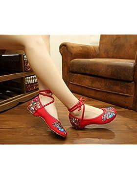 XHX Zapatos bordados, lencería,