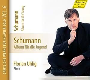 Sämtliche Werke für Klavier Solo Vol. 6 / Album für die Jugend