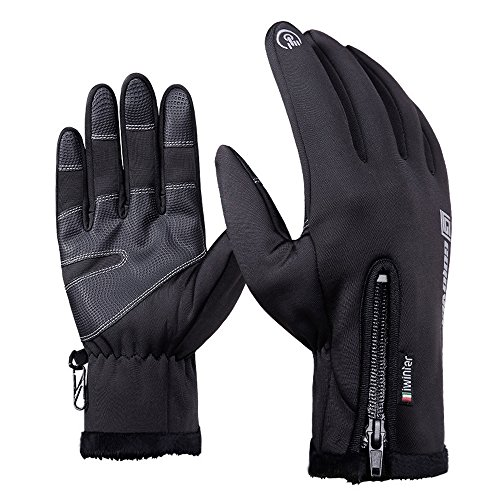 Damen Neu Extremitäten Frauen Höhe Handschuhe Outdoor-Bekleidung Grau
