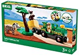BRIO World 33720 - BRIO World Safari Bahn Set
