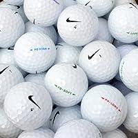 Nike PD - Lote de 12 pelotas de golf, grado A, recuperadas