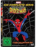 The Spectacular Spider-Man - Die komplette Serie [4 DVDs]