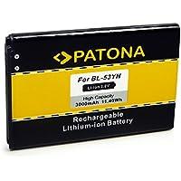 PATONA Bateria BL-53YH para LG D855 F400 G3