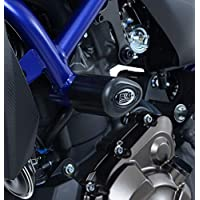 R/&G Aero Sturzpads f/ür Yamaha MT-07 14