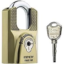 Mindy serratura con chiavi per interni ed esterni in lega di zinco Big Lucchetto, af13–60