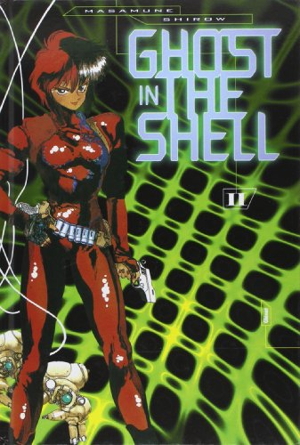 Ghost in the shell Vol.2