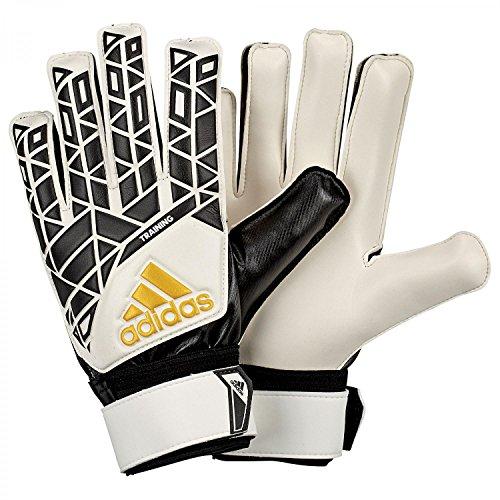 adidas ACE TRAINING - Torwart Handschuhe - Herren, Weiß / Schwarz, 10