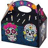 Cajita Calaveras Mexicanas (1) Dia de los Muertos
