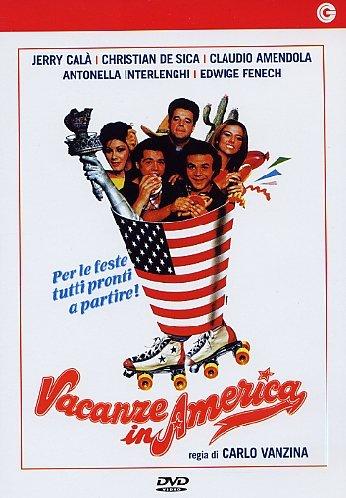 Bild von Vacanze in America [IT Import]