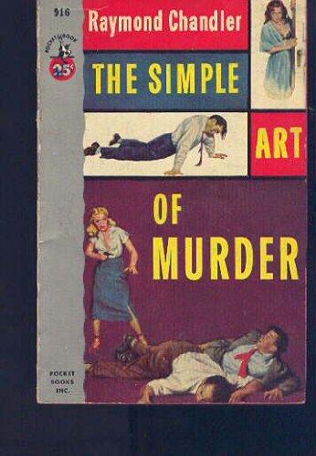 SIMPLE ART OF MURDER par Raymond Chandler