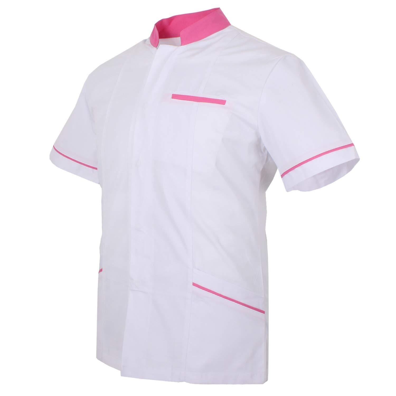Ref.8298 Casaca Y PANTAL/ÓN Mujer Uniforme Laboral CLINICA Hospital Limpieza Veterinaria SANIDAD HOSTERER/ÍA MISEMIYA