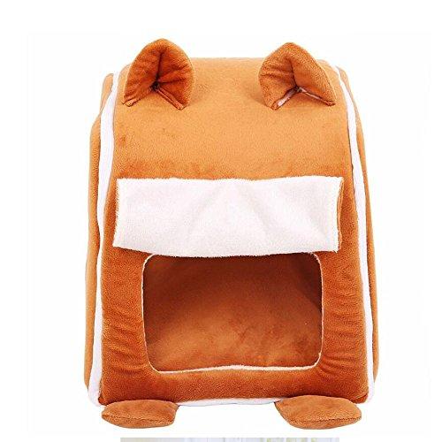 Nest Cat Mignon Amovible Nest Lavable Pet, Deux Tailles Sont Disponibles ( taille : S )