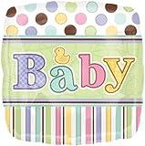 Baby Shower Tiny Bundle Foil Balloon