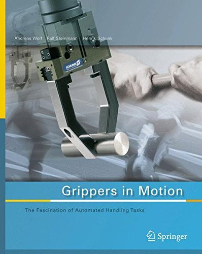 Deutsch Connector Tools (Grippers in Motion: The Fascination of Automated Handling Tasks)